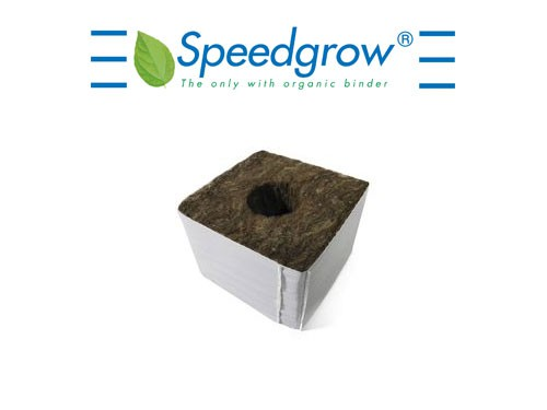Speedgrow Green cube 75x75x65mm with 38mm Loch